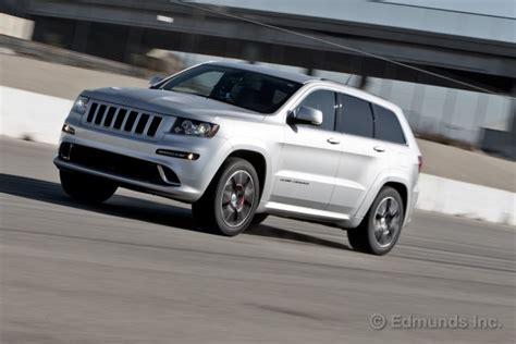 2012 Srt8 Jeep Grand 2012 Jeep Grand Srt8 Track Test