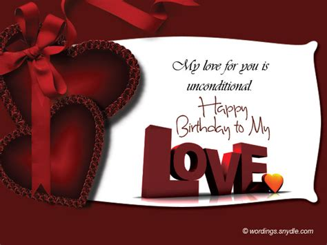 Happy Birthday Wishes For Him Birthday Wishes For Boyfriend And Boyfriend Birthday Card