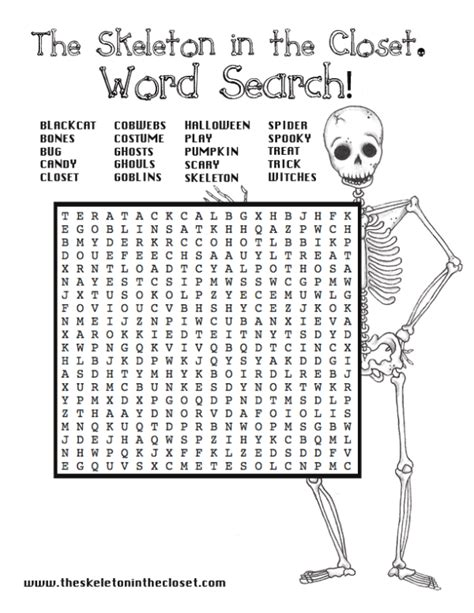 halloween coloring pages word searches free halloween printable word search collection