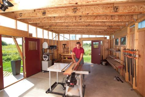 work shed interior ideas modern workshed the cavender diary