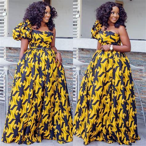 latest gown styles for ankara materials ankara styles 309 one ankara fabric different styles