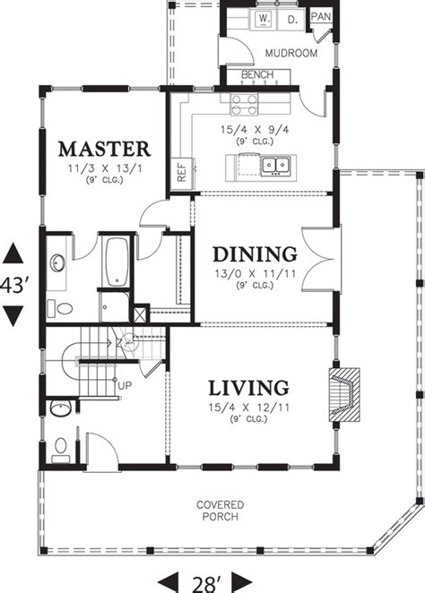 50 sq ft bathroom cottage style house plan 3 beds 2 50 baths 1915 sq ft