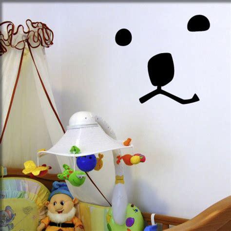 kinderzimmer bild eisbar kinderzimmer wandsticker wandmotive wandkleber