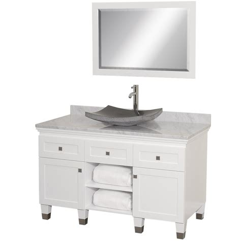 White Vanities For Bathroom Discount Bathroom Vanities White Bathroom Vanities