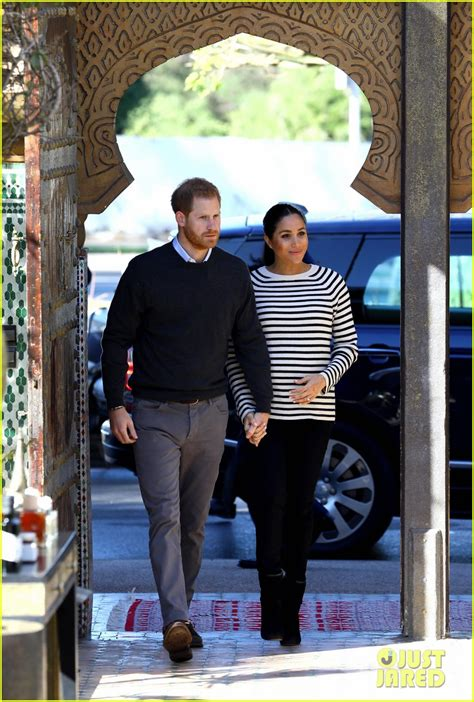 meghan markle prince harry morocco visit