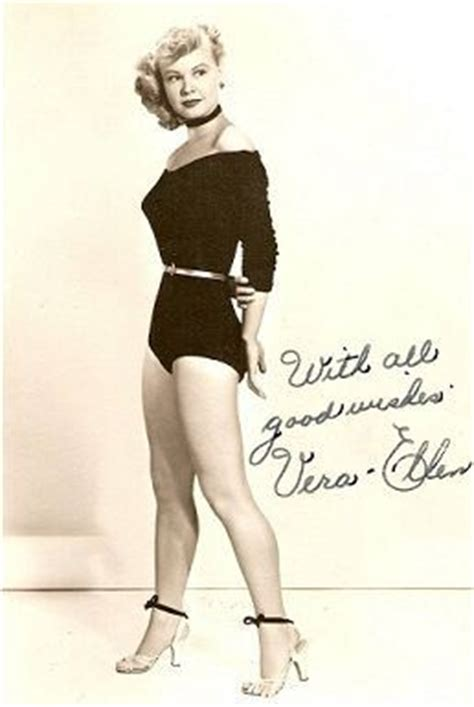 movie actress vera ellen 170 best actress vera ellen images on pinterest vera