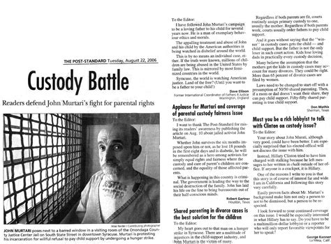 editorial section of newspaper life changing injury august 2006