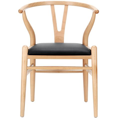 hans wegner wishbone chair reproduction  modern source