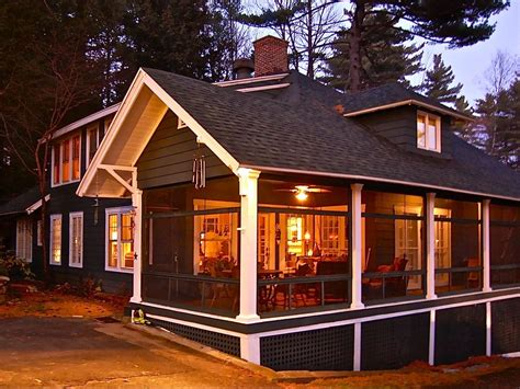 lake house plans with screen porches lake house plans with lakefront house on star lake vrbo