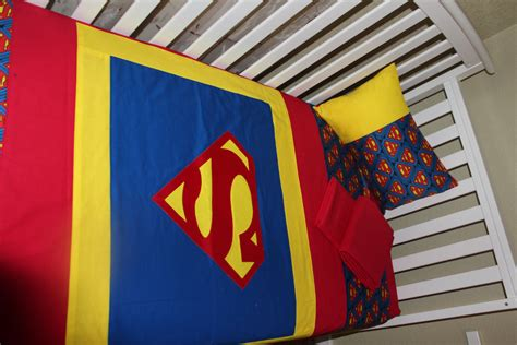 superman crib bedding crib bedding superman logo 5 crib set bumperless