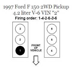 2005 Ford F150 5 4 Firing Order Ford E 150 Xl What Is Firing Order For 1997 Ford F150xl 4 2