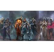 Magic The Gathering Fantasy Art Heroes Warrior