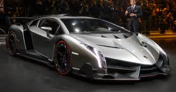 The Fastest Lamborghini Made The 4 Million Lamborghini Veneno S Maiden Voyage