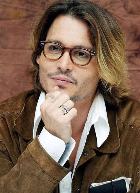 Medium Length Hairstyles for Men with Glasses
