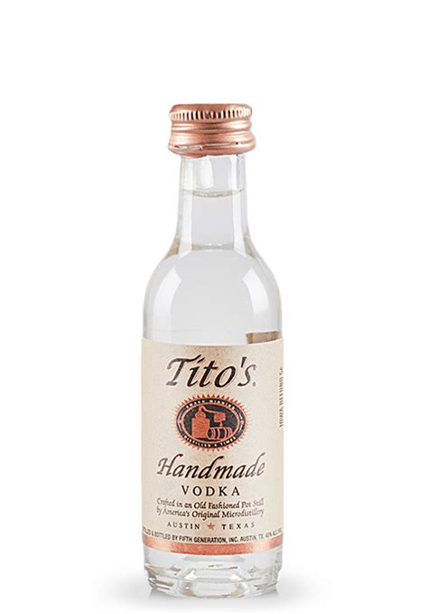 Titos Handmade - smartdrinks ro vodka tito s handmade crafted in an