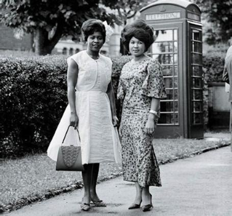 african american fashion trends 1960s the way we wore the voice online