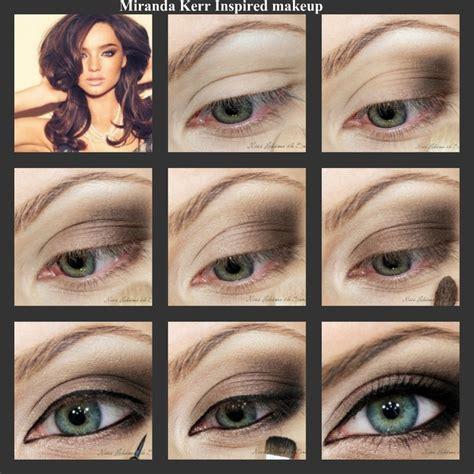 tutorial makeup base miranda kerr eyebrows tutorial www imgkid com the