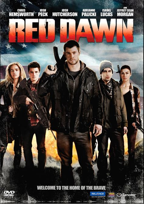 red awn hamlette s soliloquy quot red dawn quot 2012