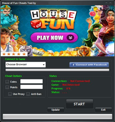 house of fun cheat codes house of fun 2015 hack cheats tool updated version no password