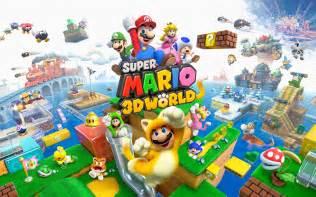 World Reviews Mario 3d World Review Kijk