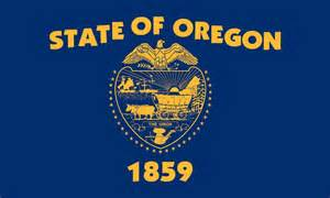 oregon state colors oregon state flag coloring pages usa for