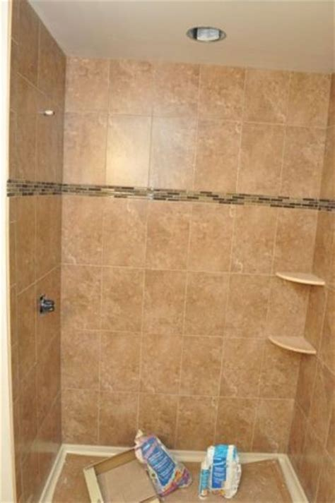 How To Install Corner Shelf In Tile Shower by Tips For Installing Corner Shelves In Tile Shower Bath