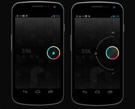 android phone themes 5 beautiful android os widgetlocker themes