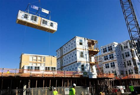 affordable housing san jose san jose embarks on modular construction for supportive