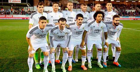 imagenes del real madrid todos los jugadores el real madrid s 243 lo tiene a doce jugadores madrid barcelona