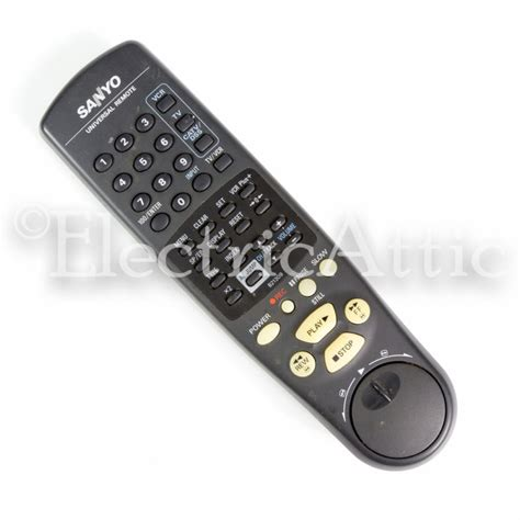 Sale Remot Tv Sanyo Lcdledtabung sanyo universal tv remote for sale photo supply
