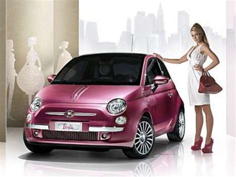 real barbie cars real life barbie cars sparkling pink fiat 500 gift for