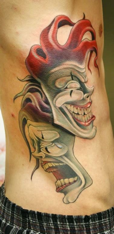 joker tattoo laugh now cry later paradise tattoo gathering tattoos teresa sharpe
