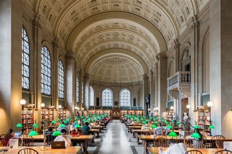 boston bibliotheque publique de boston le guide vert