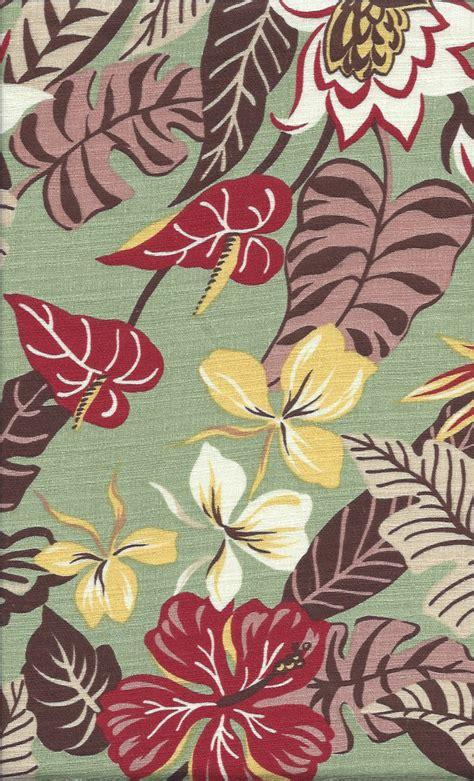 upholstery hawaii hui barkcloth hawaii fabrics vintage style hawaiian fabric