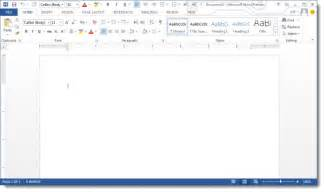 Microsoft Word 2013 Free Word 2013 Software Or Application