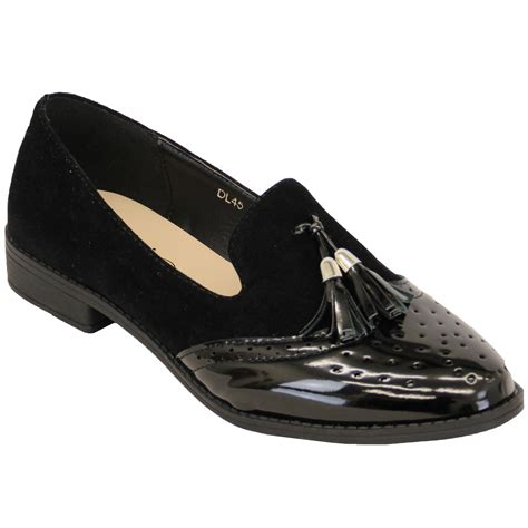 vintage loafers womens vintage loafers womens tassel flat brogue shoes