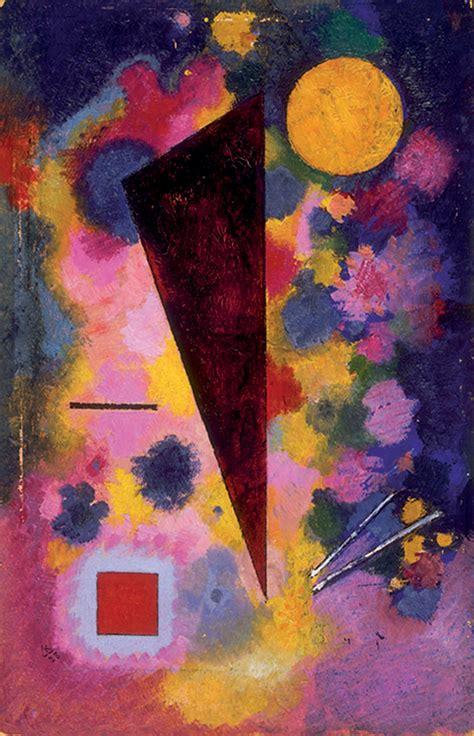 libro lo spirituale nellarte la sinestesia di kandinsky e cage lo spirituale nell arte a reggio emilia artslife artslife