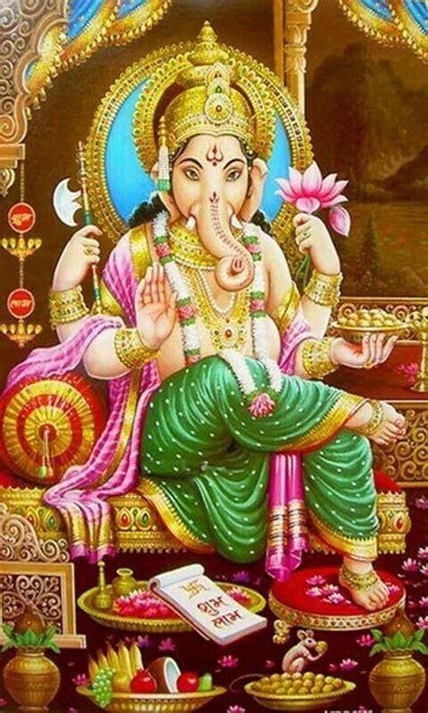 imagenes religiosas hindu mejores 867 im 225 genes de ganesha en pinterest dioses