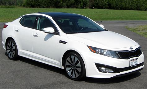 Kia Optima Sx Upgrades Kia Optima History Photos On Better Parts Ltd