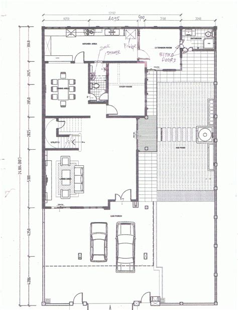 ground floor plan of a house ground floor plan a1recipes