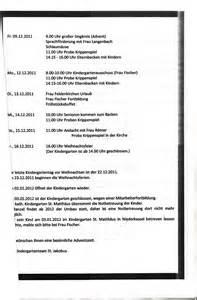Protokoll Praktikum Vorlage Termine St Jakobus S Kindergarten Seite 2