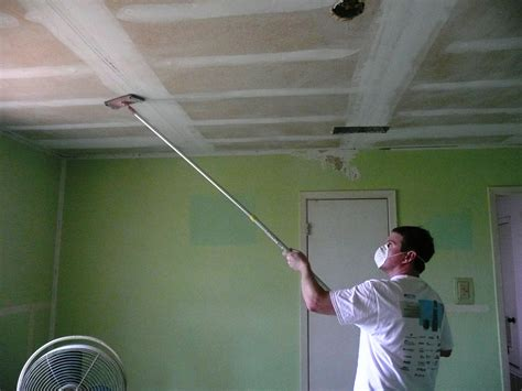 Drywall Ceiling Sander the sky is falling house and ten