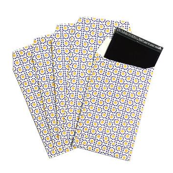 Instax Paper Polos mini envelopes paper photo sleeves from materialdream on