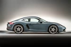 Porsche Cayman 4 Cylinder Turbo Porsche Launches New 718 Cayman With 4 Cylinder Turbo