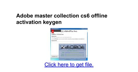 adobe cs6 master collection crackdown subgeparquo s blog xforce adobe cs6 keygen invalid request code cs61a
