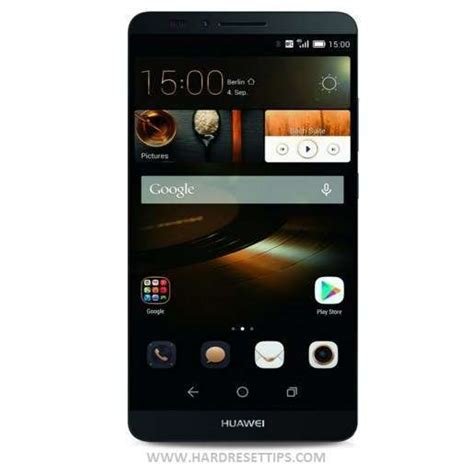 pattern unlock huawei how to hard reset huawei mate 7 unlock huawei pattern lock