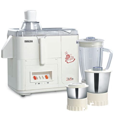 Juicer Jmg inalsa dx grinder juicer mixer 500 w juicer mixer