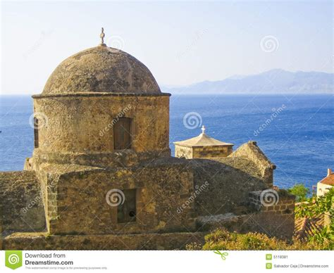 Domed Section Of A Church by Church Dome Stock Image Image 5118381