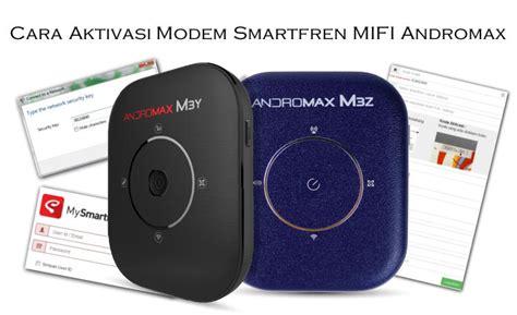 Pulsa Modem Andromax cara isi ulang kuota mifi andromax m3y dan m3z