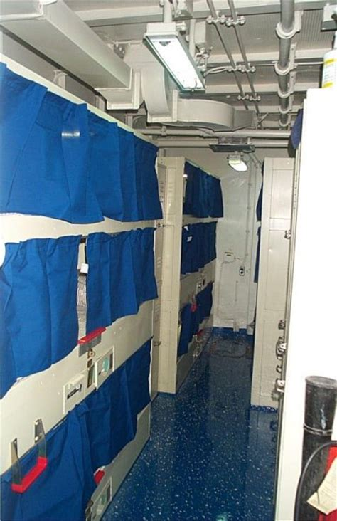 Navy Sleeping Racks by 1000 Images About Uss Midway On